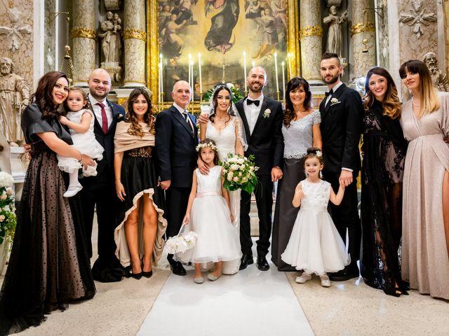 Il matrimonio di Francesco e Sarin a Ruffano, Lecce 59