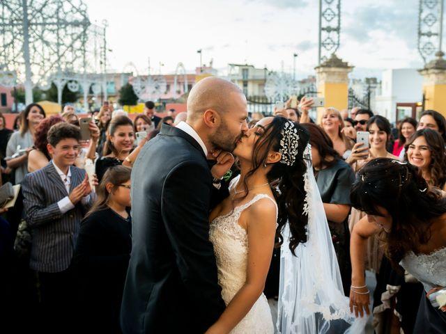 Il matrimonio di Francesco e Sarin a Ruffano, Lecce 62