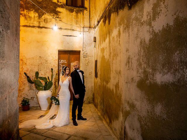 Il matrimonio di Francesco e Sarin a Ruffano, Lecce 76