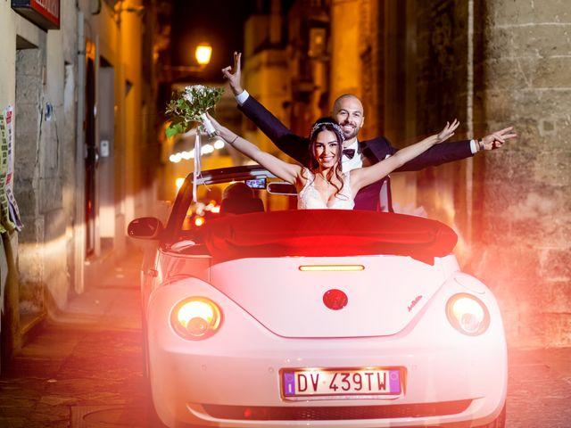 Il matrimonio di Francesco e Sarin a Ruffano, Lecce 83