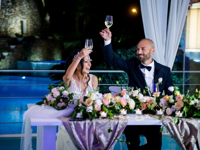 Il matrimonio di Francesco e Sarin a Ruffano, Lecce 85