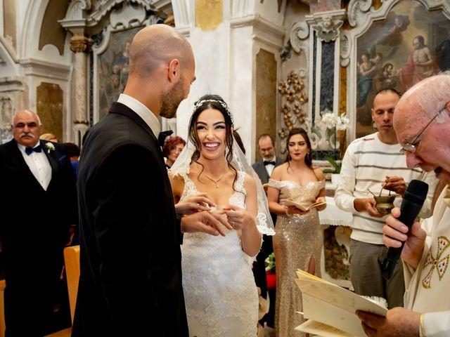 Il matrimonio di Francesco e Sarin a Ruffano, Lecce 54