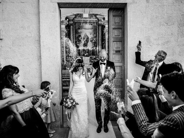 Il matrimonio di Francesco e Sarin a Ruffano, Lecce 61