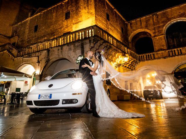 Il matrimonio di Francesco e Sarin a Ruffano, Lecce 81