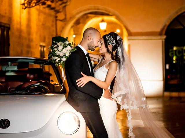 Il matrimonio di Francesco e Sarin a Ruffano, Lecce 82