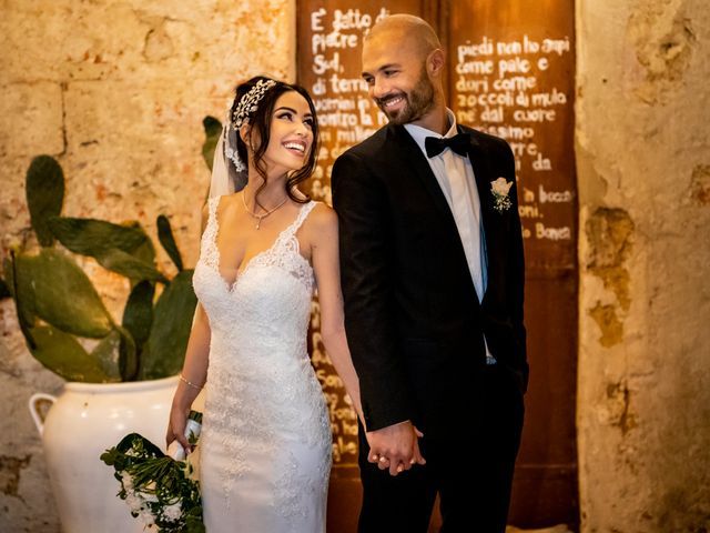 Il matrimonio di Francesco e Sarin a Ruffano, Lecce 77