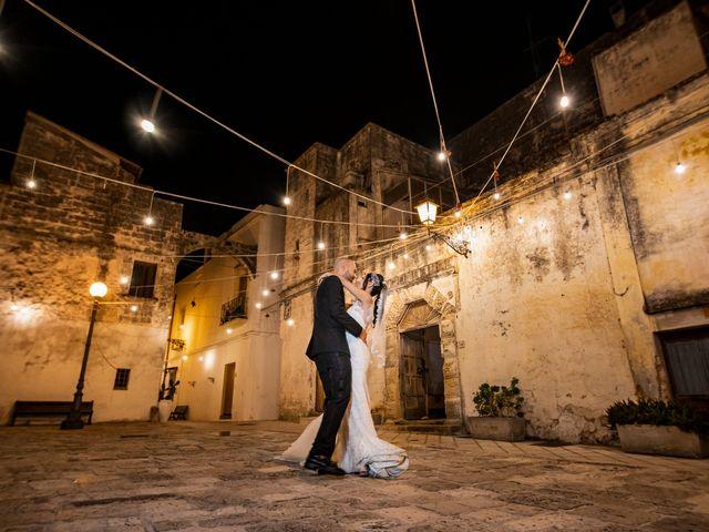 Il matrimonio di Francesco e Sarin a Ruffano, Lecce 74