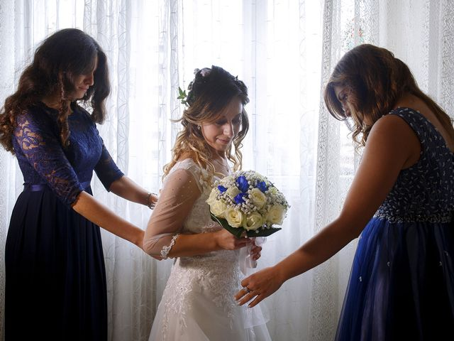 Il matrimonio di Christian e Stella a Cogliate, Monza e Brianza 10