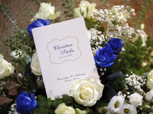Il matrimonio di Christian e Stella a Cogliate, Monza e Brianza 19
