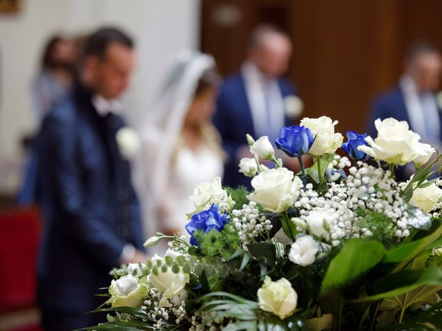 Il matrimonio di Christian e Stella a Cogliate, Monza e Brianza 26