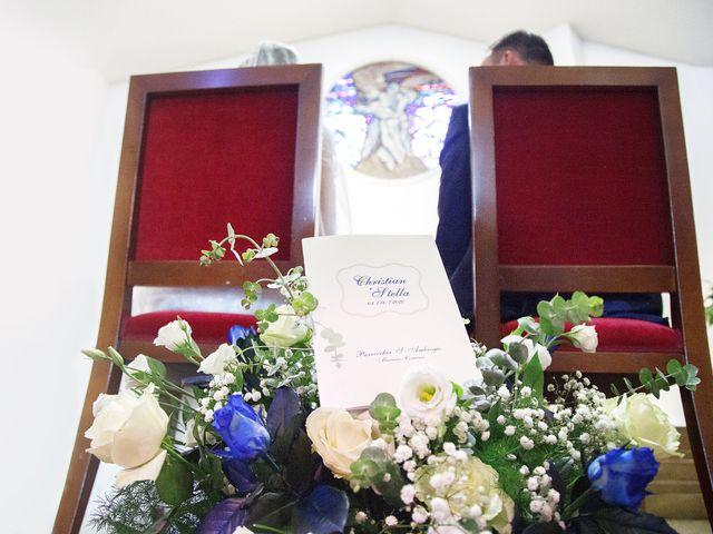 Il matrimonio di Christian e Stella a Cogliate, Monza e Brianza 30
