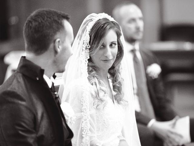Il matrimonio di Christian e Stella a Cogliate, Monza e Brianza 31