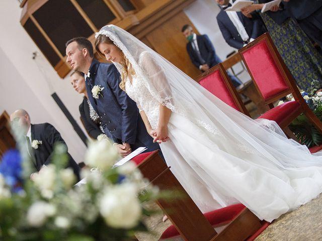 Il matrimonio di Christian e Stella a Cogliate, Monza e Brianza 32