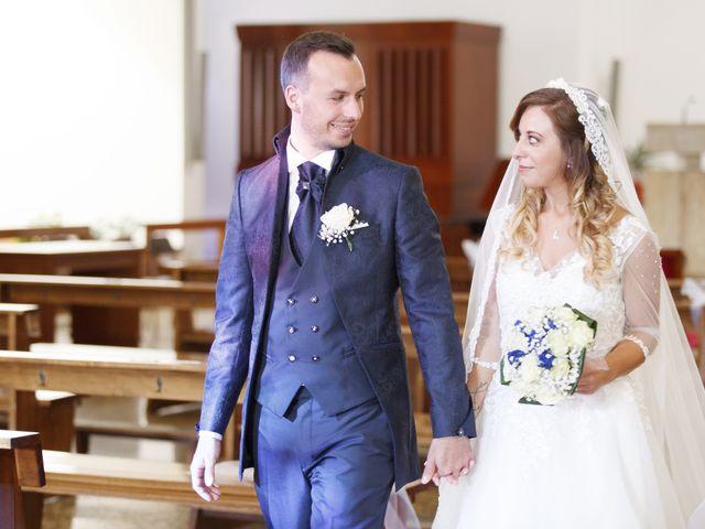 Il matrimonio di Christian e Stella a Cogliate, Monza e Brianza 36