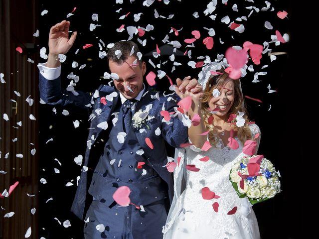 Le nozze di Stella e Christian