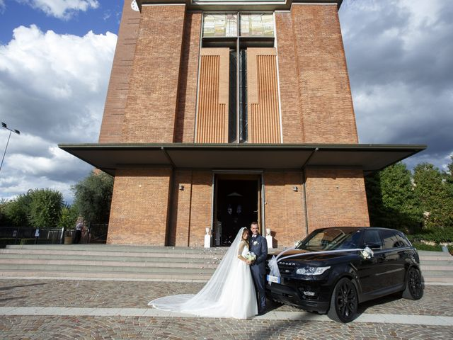 Il matrimonio di Christian e Stella a Cogliate, Monza e Brianza 41