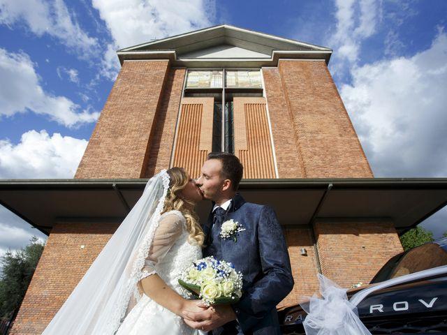 Il matrimonio di Christian e Stella a Cogliate, Monza e Brianza 42