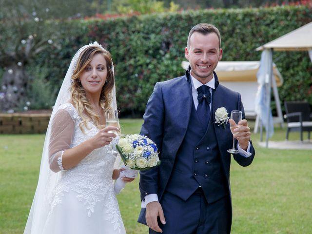 Il matrimonio di Christian e Stella a Cogliate, Monza e Brianza 44