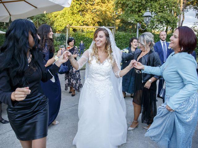 Il matrimonio di Christian e Stella a Cogliate, Monza e Brianza 46