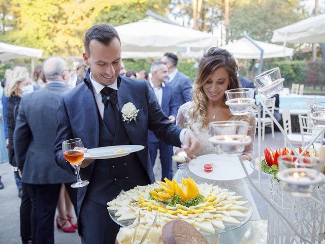 Il matrimonio di Christian e Stella a Cogliate, Monza e Brianza 52