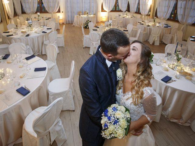 Il matrimonio di Christian e Stella a Cogliate, Monza e Brianza 56