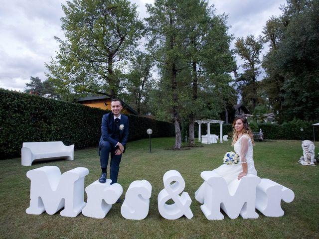 Il matrimonio di Christian e Stella a Cogliate, Monza e Brianza 57