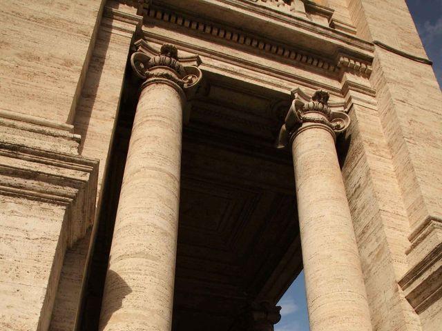 Il matrimonio di Raffaele e Katia a Roma, Roma 3