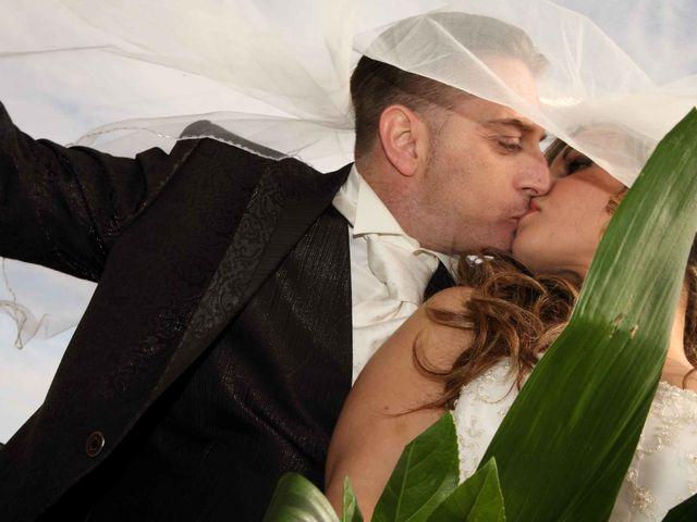 Il matrimonio di Raffaele e Katia a Roma, Roma 1
