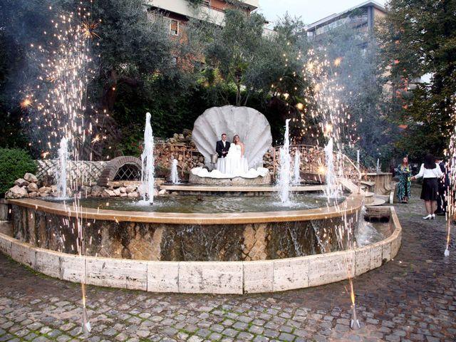 Il matrimonio di Raffaele e Katia a Roma, Roma 12