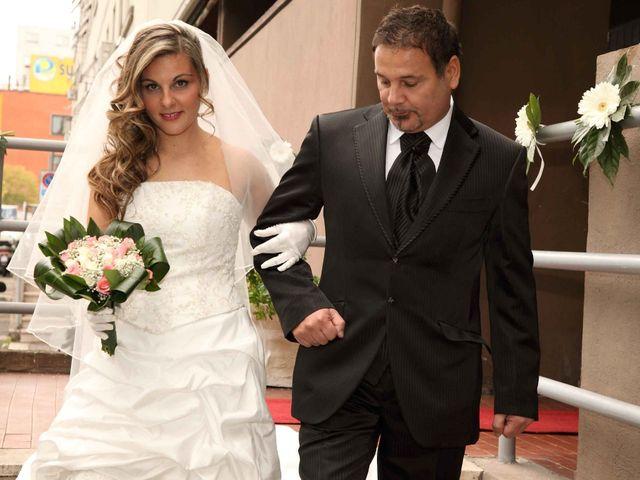Il matrimonio di Raffaele e Katia a Roma, Roma 32