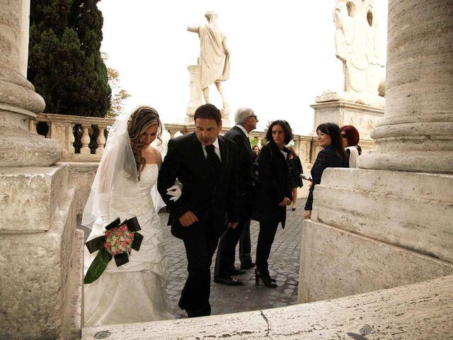 Il matrimonio di Raffaele e Katia a Roma, Roma 34