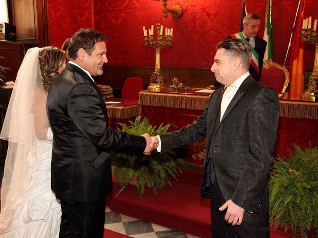 Il matrimonio di Raffaele e Katia a Roma, Roma 35