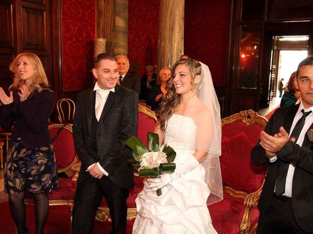 Il matrimonio di Raffaele e Katia a Roma, Roma 36