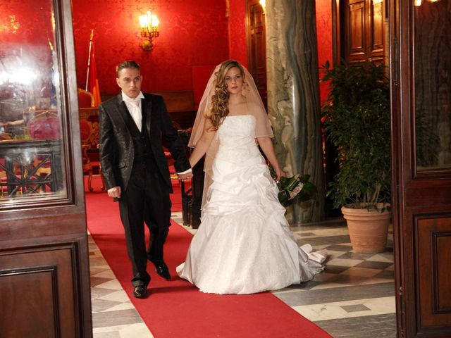 Il matrimonio di Raffaele e Katia a Roma, Roma 39