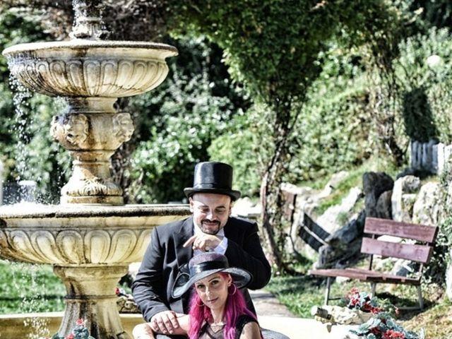 Il matrimonio di Diego e Federica a Roncola, Bergamo 2