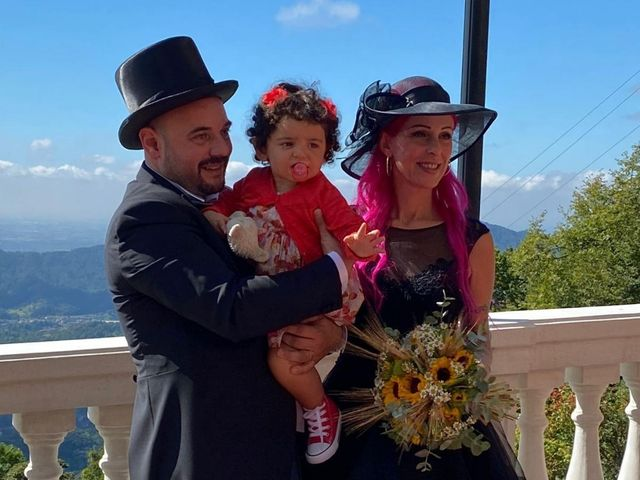Il matrimonio di Diego e Federica a Roncola, Bergamo 4