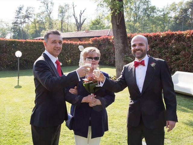 Il matrimonio di Antonio e Mario a Cogliate, Monza e Brianza 6