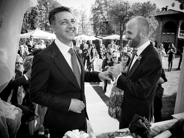 Il matrimonio di Antonio e Mario a Cogliate, Monza e Brianza 11