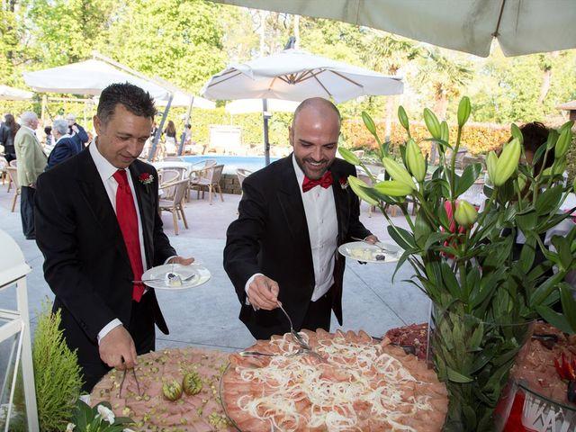Il matrimonio di Antonio e Mario a Cogliate, Monza e Brianza 29