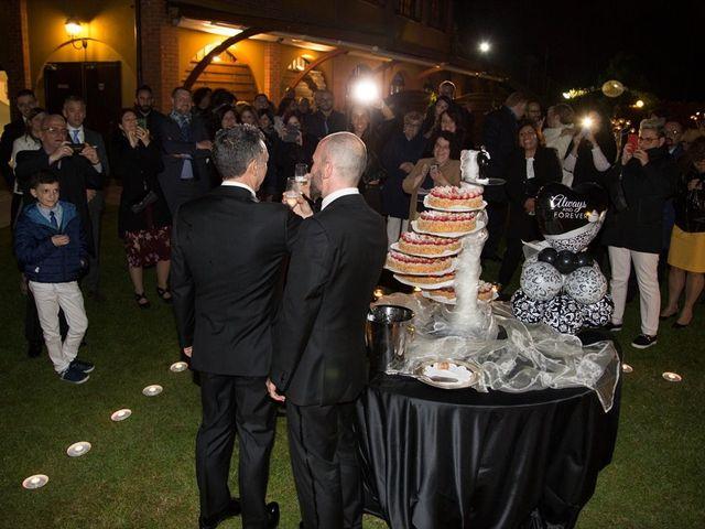 Il matrimonio di Antonio e Mario a Cogliate, Monza e Brianza 45