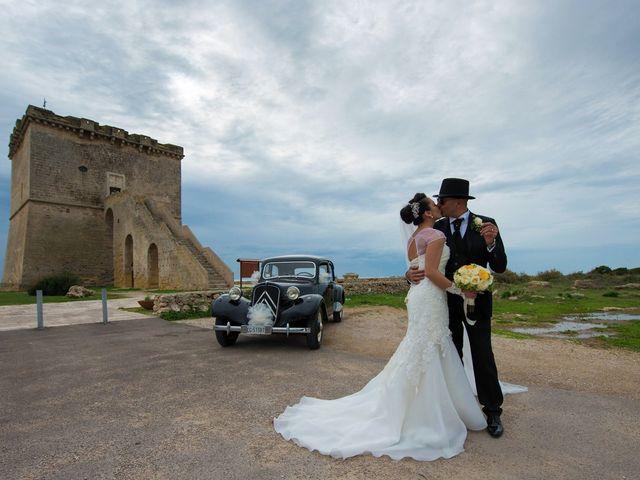 Il matrimonio di Orazio e Lorena a Monteroni di Lecce, Lecce 15