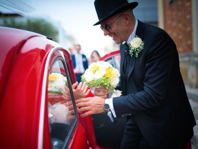 Il matrimonio di Orazio e Lorena a Monteroni di Lecce, Lecce 19