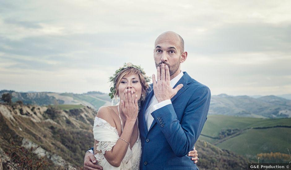 Il matrimonio di Francesco e Serena a Castel San Pietro Terme, Bologna