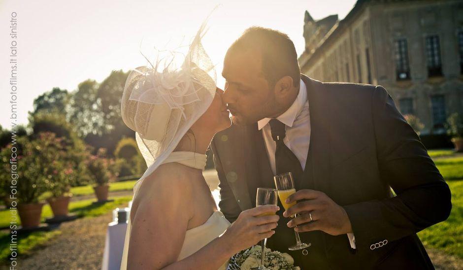 Il matrimonio di NADER e SARA a Bollate, Milano