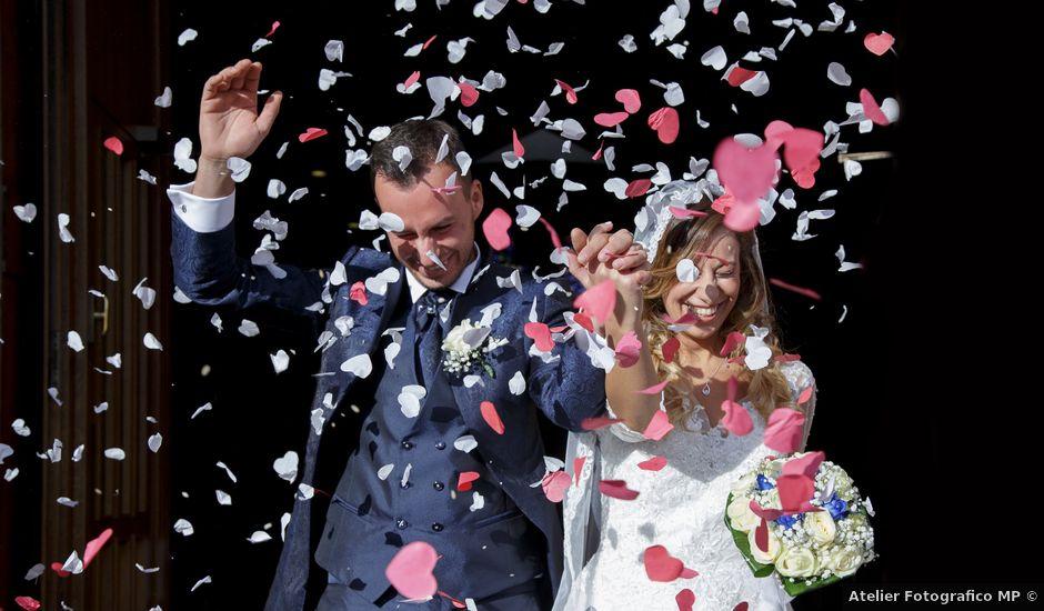Il matrimonio di Christian e Stella a Cogliate, Monza e Brianza