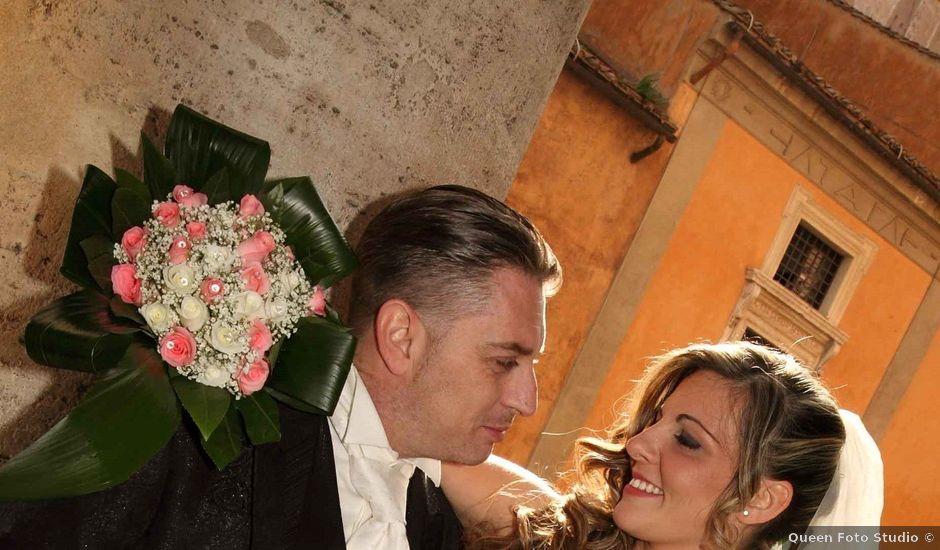 Il matrimonio di Raffaele e Katia a Roma, Roma
