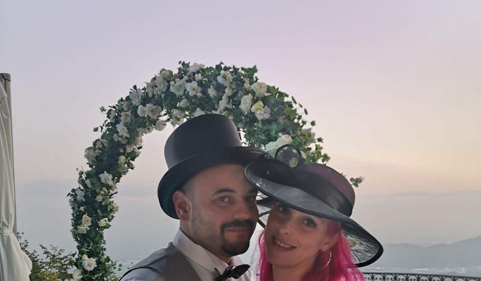 Il matrimonio di Diego e Federica a Roncola, Bergamo