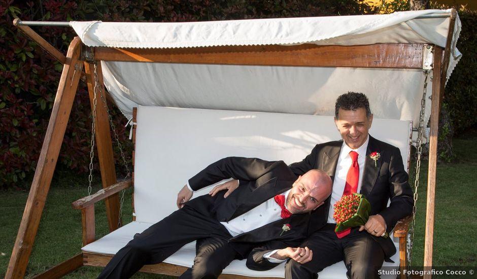 Il matrimonio di Antonio e Mario a Cogliate, Monza e Brianza