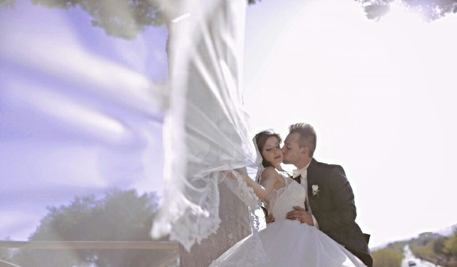 Il matrimonio di Fabio e Sara a Agrigento, Agrigento
