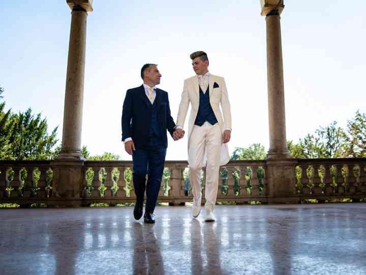 Le nozze di Antonino e Luciano
